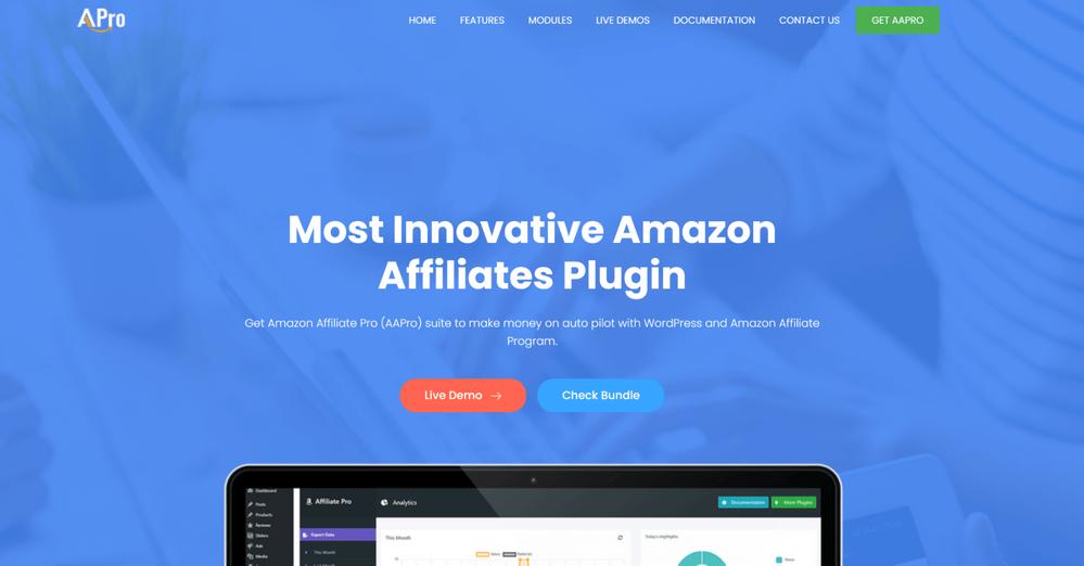 AAPro - Amazon Affiliate Plugins