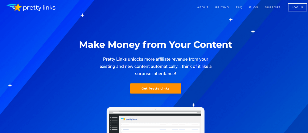 PrettyLinks - Amazon Affiliate Plugins