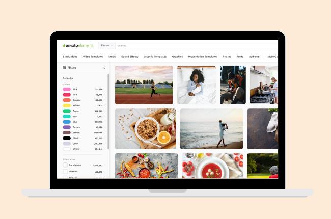 envato elements - affiliate marketing tools